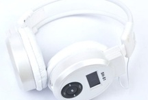FM & MP3 HEADSET WITH SCREEN / Radio FM & MP3 Auriculares con pantalla! TODO EN UNO