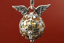 Cyberperles Bali harmony balls and pendants / Quelques beaux produits que vous pouvez trouver dans notre boutique Cyberperles