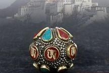 Cyberperles Nepalese (tibetan style) beads and pendants / Quelques beaux produits que vous pouvez trouver dans notre boutique Cyberperles