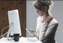 Posture Perfect / Posture is an important, but often forgotten part of our daily lives. As we spend more and more time in front of our computers and desks, we all too often find ourselves with shoulders rolled in, heads hanging forward, and spine hunched over. / by Lumo Bodytech