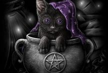 That old black magic / by Mary Horn