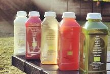 Fruveju Raw Juices  / Raw, Organic & Cold Pressed Yummy Juices