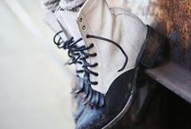 awesome Boots.-shoes- / lace-up