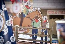 COWBOY PARTY / The Party Nook - Meri Meri inspired kids cowboy party