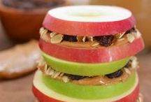 Healthy Treats / Delicious, nutritious food is a crucial part of any healthy, active lifestyle. Eat up!  / by Lumo Bodytech