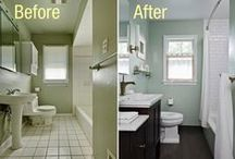 Bathroom Remodeling / Bathroom Remodeling inspired by other Pinterest acounts