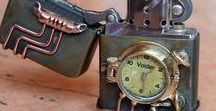 (steampunk).goggles & other.vintage