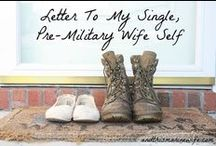 MILITARY   Tips for Spouses/Significants