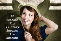 MILITARY   Tips & Extras