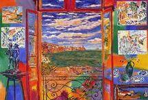 Henri Matisse / by Zeynel Sezgin Kahveci