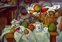 Paul Cezanne / by Zeynel Sezgin Kahveci