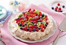Heavenly Desserts / Indulge your sweet tooth and get baking with our mouth-watering recipes