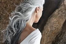 All about 50+ Fabulous silver Hair