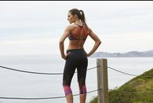 Lumo Run / A pair of revolutionary smart running shorts or capris with a sensor in the waistband that captures key running biomechanics to help you become a better, more efficient runner. / by Lumo Bodytech