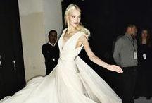 Elie Saab Couture Backstage.
