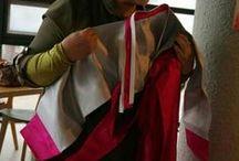 Donated Hanbok / 기증된 한복입니다.