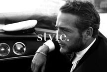 Men Style / Think of yourself as a curator rather a consumer.