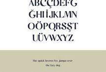Typography / Font vs Typeface