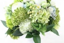 ブーケ 緑 bouquet green / ys floral deco