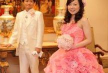 bride's photo ピンクドレスバージョン / ys Floral Deco