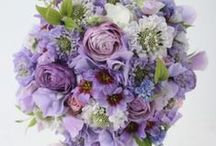 ブーケ 紫 bouquet purple / ys floral deco