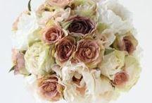 ブーケ 茶&ニュアンスカラー bouquet brown&nuance / ys floral deco