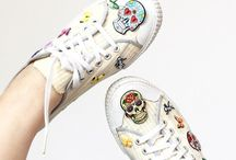 :) Shoes DIY
