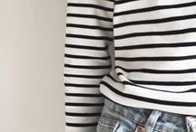 #StreifenLook / Streifen-Shirts, Streifen-Pullover, Streifen-Hosen. Wir ♡ Streifen! Lasst euch inspirieren und findet euren passenden Streifen-Look! Per Klick aufs Bild könnt ihr direkt losshoppen!