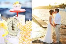 Everything Yellow and Gold / Inspirational Ideas for Weddings, Parties and Portrait Photoshoots