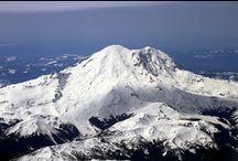 Mt Rainier & Washington State / by MaryAnn