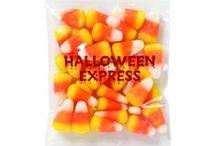 BOO!  - Halloween ideas for treats.  No tricks!