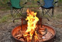 Camping & Fire Pits