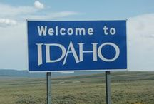 My Idaho / All things Idaho from the lovely state in which I've lived most of my life.