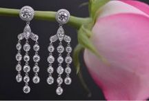 Elegant Earrings / Let your ears sparkle with these gorgeous earrings!