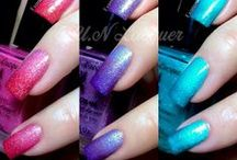 Love 2014 Collection / A trio set consist of 3 thermal polishes.