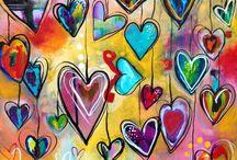 Art = paint + create