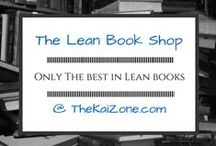The Lean Book Shop | Only the Best in Lean Books / The largest and most trusted place for Lean and continuous improvement books for all your learning needs.
