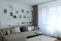 Nőies otthon/Feminine style apartman / Just finished the interior design of this small, 50 m2 apartman in Budapest.