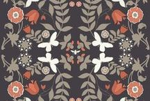 Pattern / Pattern, Colour, Layout, Decorative