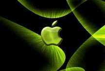 APPLE LOGO / Apple Inc., formerly Apple Computer, Inc., is a multinational corporation that creates consumer electronics, personal computers, computer software, and commerci