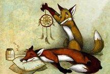 Fox & Foxie :-)