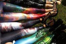 My kinda clothes and shoes / Clothes and other shoes I adore. Black Milk, Poprageous, steam punk, Parikka...
