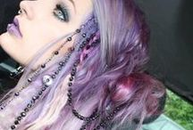 Gorgeous hair jewellery, chains / Hair jewellery, chains
