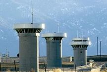 Florence Supermax / In Dark Before Dawn, Hope needs to infiltrate one of the most secure facilities in the world -- the ADX Supermax prison on Florence, Colorado. Read about the real ADX here.
