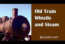 Engine Sound Effects / Engine Sound Effects of various engine types, from motorcycle to trucks and ships. Be sure to check the Old Train Whistle, is the most interesting out there.