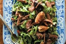 Salad Days / beautiful and delicious composed salad recipes