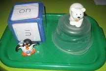 Prepositions & Grammar Activities {ELA} / Activities for punctuation, pronouns, nouns, adjectives, verbs, prepositions etc. Suitable for homeschool, preschool, kindergarten, first grade, second grade and third grade.