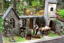 Amazing miniatures / A collection of highly detailed pieces by amazing artisans all over the world