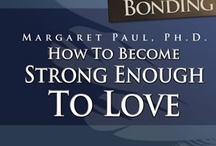 Inner Bonding eBooks / Inner Bonding books to help you with your emotional and spiritual learning and healing process, and with your relationships.