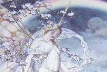 *** Best fairytale illustration *** / Fairy illustration from the best illustrators through history